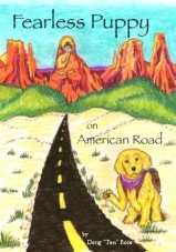 "Fearless Puppy on American Road by Doug ""Ten"" Rose"